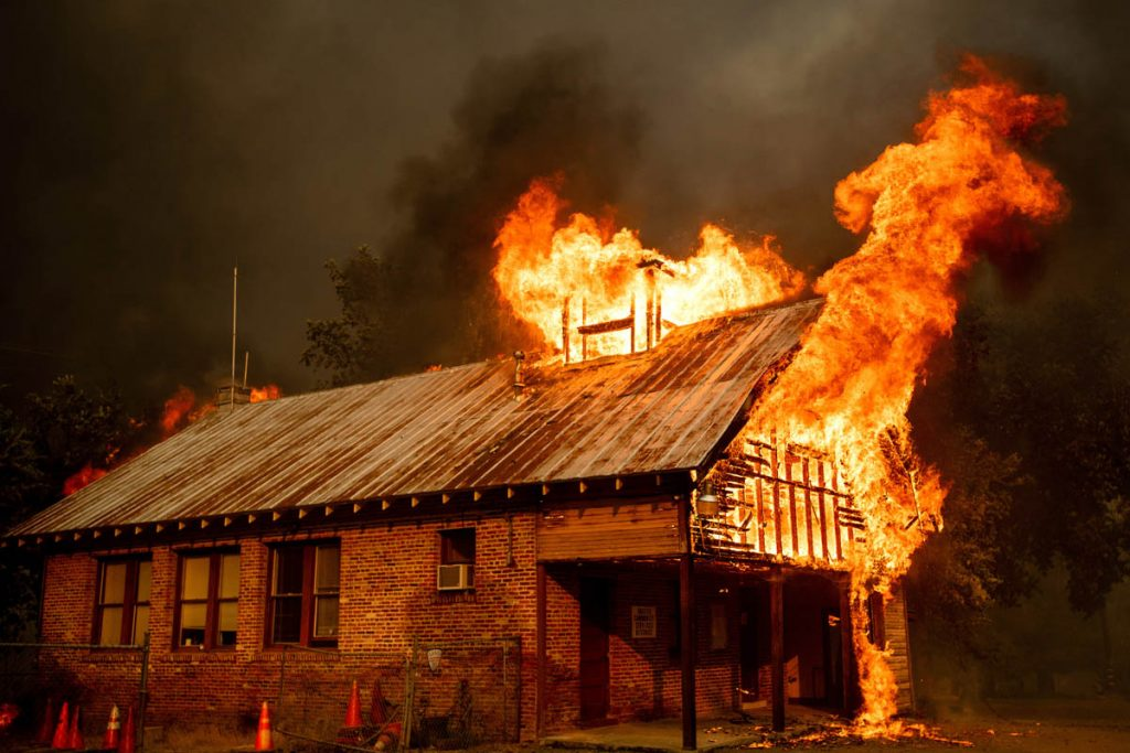 Representing Dixie Fire Victims in Northern California: Butte, Plumas, Tehama, Lassen and Shasta